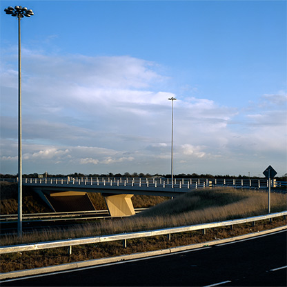 M1 Airport Interchange 2003