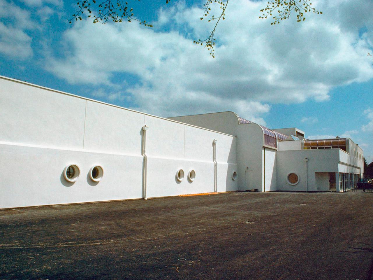 © Noel Dowley Architects